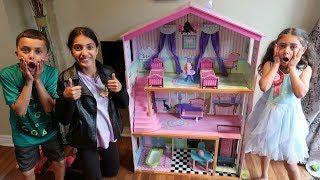 HEIDI 7th BIRTHDAY MORNING ROUTINE OPENING PRESENT! family vlog video