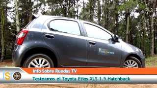 Test: Toyota Etios 1.5 XLS hatchback