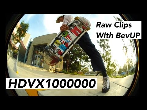Raw Clips with Nathan Ko Aka BevUp