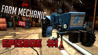 Farm Mechanic Simulator 2015  Episode 1 quilibrage