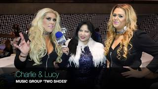 ART IN FUSION TV - INTERVIEW WITH MUSIC GROUP TWO SHOES