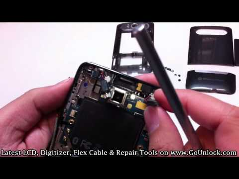 HTC HD7 Screen Disassemble/Take Apart/Repair Video Guide