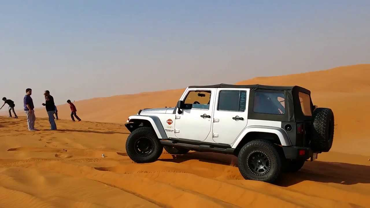 My 2012 Jeep Wrangler Jk Unlimited On Sand Dunes 2 5