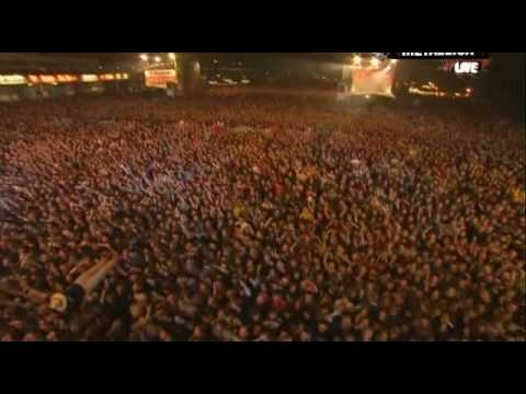 Metallica - Bleeding Me ( Rock Am Ring 2008 )