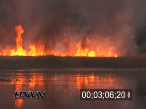 10/24/2006 Wild Fire Video and Controlled Burn Footage. Part 2 of 4
