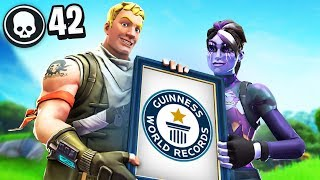 WORLD RECORD kills in Champion League Duos...