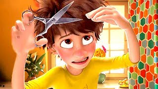 BIGFOOT JUNIOR Bande Annonce VF (Animation - 2017)