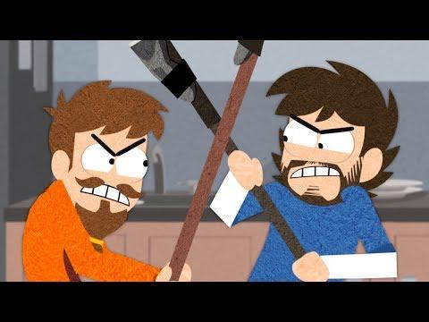 Stubble Trouble (Original Animation)