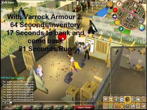 Runescape Guide: How to Make Money while Smithing