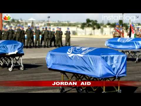 Jordanian peacekeepers killed in Haiti Earthquake
