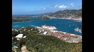 St. Thomas U.S. Virgin Islands | Travel VLOG | March 2018