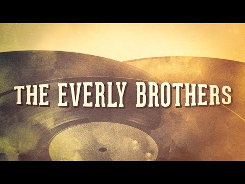 The Everly Brothers - « Les idoles américaines du rock 'n' roll, Vol. 1 » (Album complet)