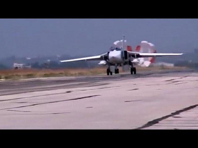 La Russie, sermonnée par l'OTAN, n'envisage pas de ralentir son action en Syrie