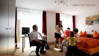 Hotel Merlin - Filderstadt - Nichtraucherhotel, Familienzimmer, behindertengerecht