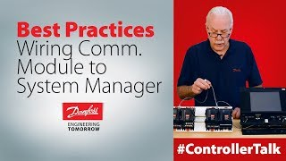 Best practices for wiring communication module to Danfoss system manager   Controller Talk