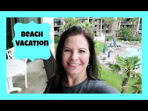 I'm a Beach Snob! - PORT ARANSAS TEXAS VACATION VLOG