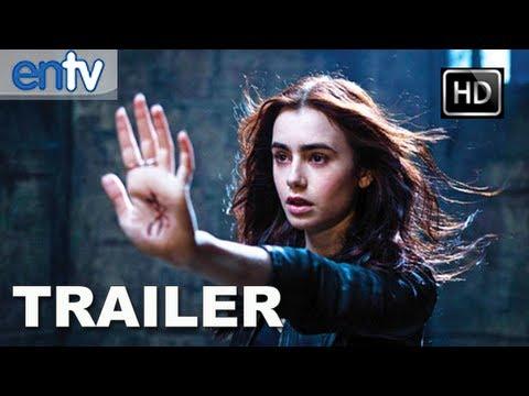 The Mortal Instruments: City Of Bones - Official Trailer #1 [HD]
