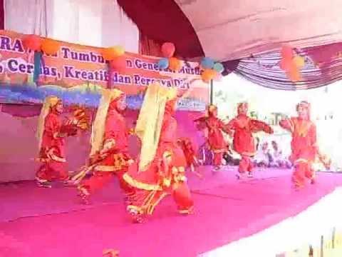 Tari Anak Tk - Nazhifa Menari - Ra An-nawawi Cibinong video