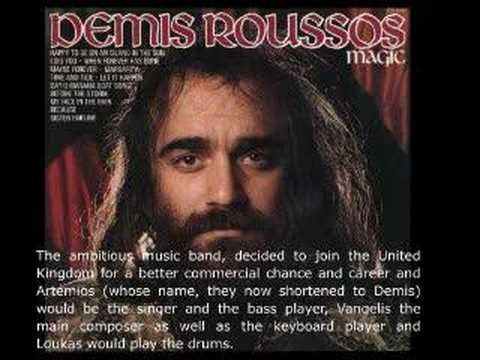 Demis Roussos - Say You Love Me video