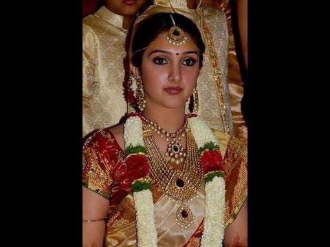 sridevi vijaykumar wedding jewellery and sarees: manjula