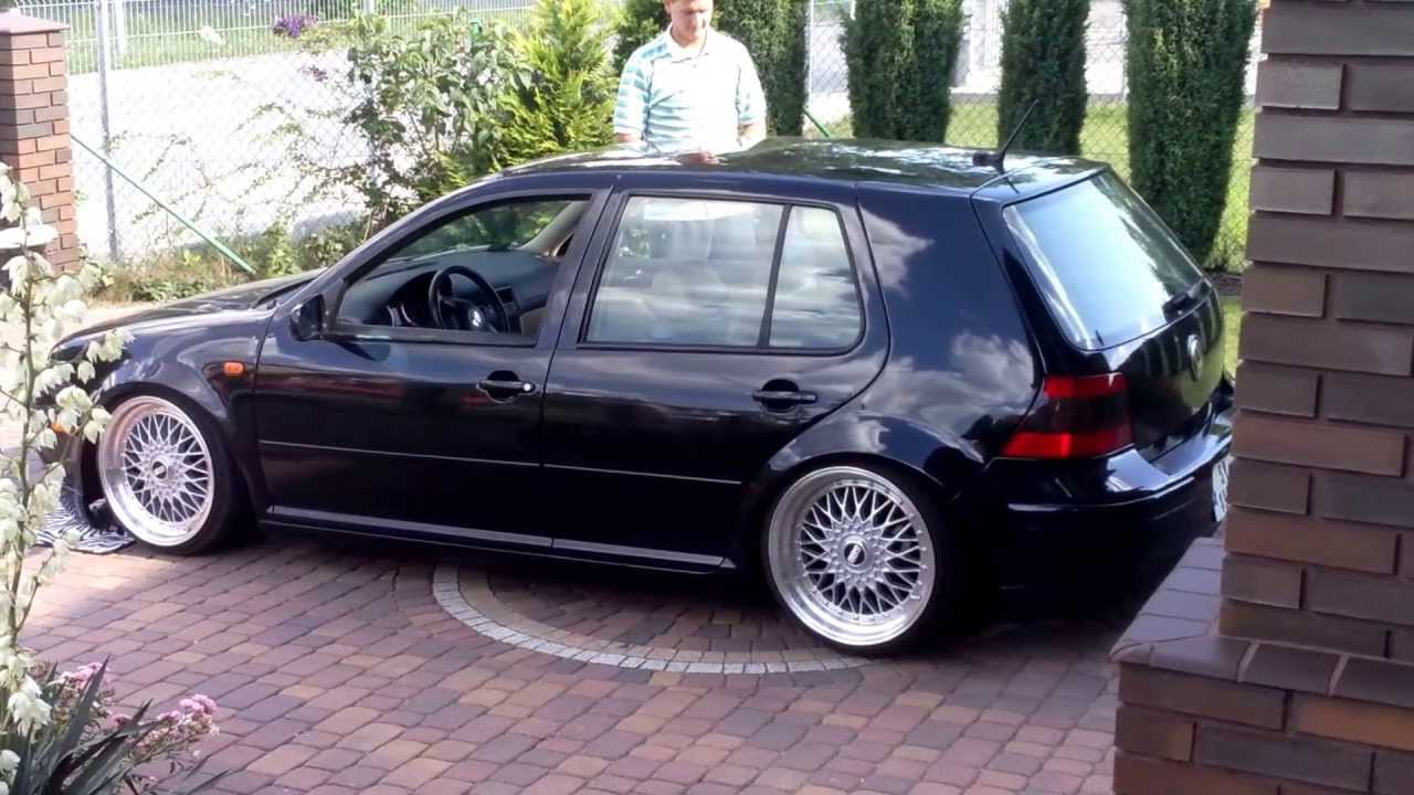 vw golf iv air ride by s0und malina youtube. Black Bedroom Furniture Sets. Home Design Ideas