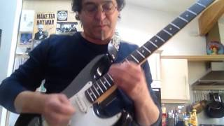 How to Play the sweetest West African guitar lick that is easy to learn