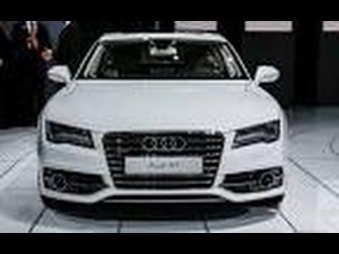 Audi car factory