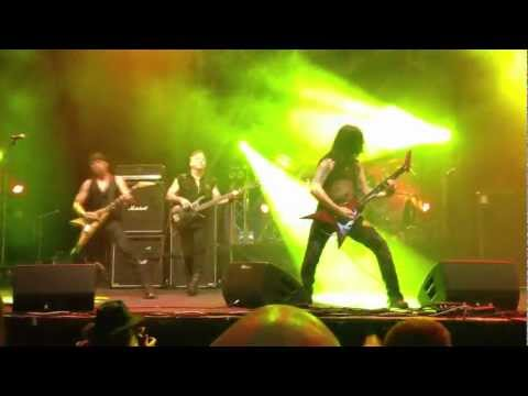 Crimson Glory - Dragon Lady (Jalometalli Metal Music Festival 2012)