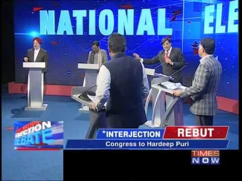 The National Election Debate - Foreign Policy Debate - Full Debate