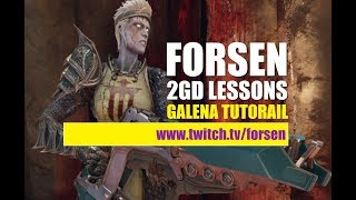 2GD giving Galena lessons to Forsen in Quake Champions