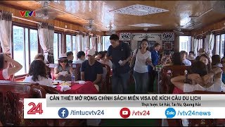 """""""Khách du lịch đến Việt Nam thường rất chịu chi"""" - Tin Tức VTV24"""