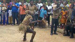 THE BEST TIV AFRICAN DANCE.
