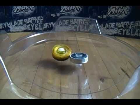 Beyblade Battle! Hell Kerbecs Bd145ds (boost Mode) Vs Basalt Horogium 145wd video