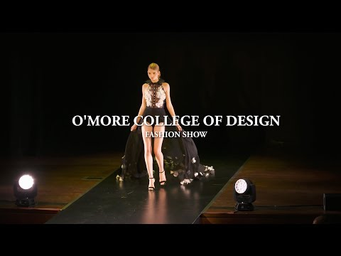 O'More College of Design | May 2018 Fashion Show | Video by OnPoint Manufacturing