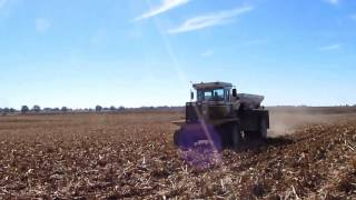 1994 Ag-Chem TerraGator 1844 dry fertilizer spreader truck Demo