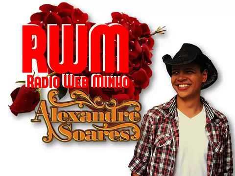 Alexandre Soares na Radio RWM de Portugal no dia 24-05-2014