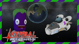 Kerbal Space Program - Science Recovery Plane - Twitchi's Career Mode