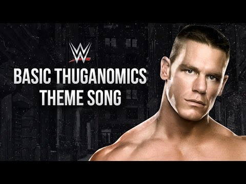 Wwe: John Cena 2003-2004 Theme Song ''basic Thuganomics'' video
