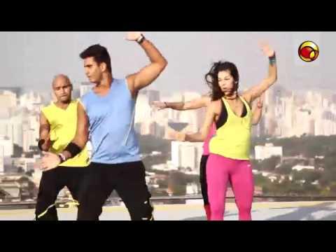 Chorégraphie Zumba: Gangnam Style de Ludmilla Marzano