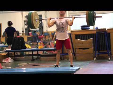 power clean+jerk Image 1