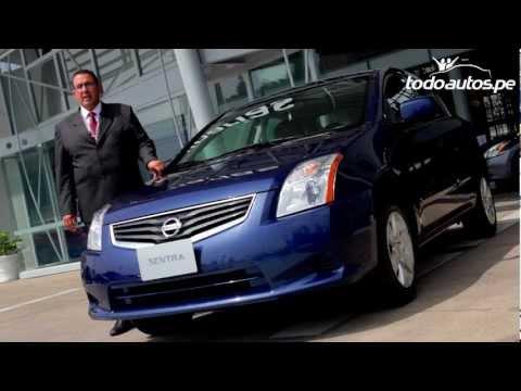 Nissan Sentra 2.0 en Perú I Video en Full HD I Presentado por Todoautos.pe