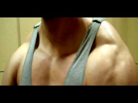 Best Exercises To Build Huge Shoulders Amp Traps Hodgetwins