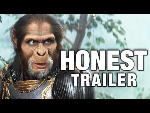 Honest Trailers - Planet of the Apes (2001)