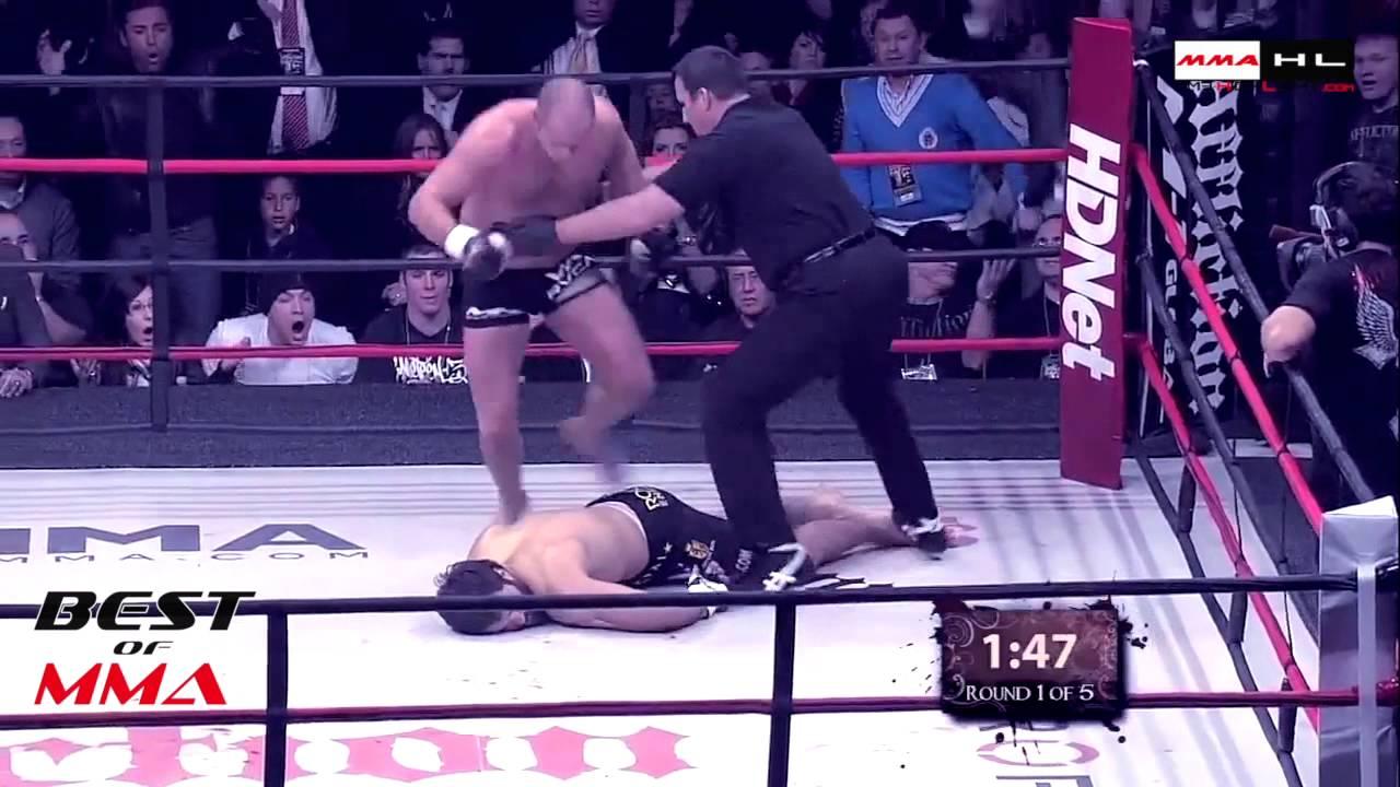 Andrei Arlovski vs Fedor Fedor Emelianenko vs Andrei