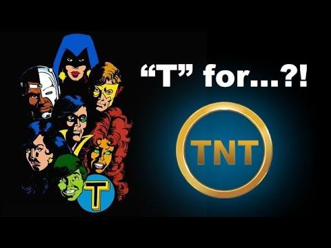Titans on TNT?!  DC plans live-action Teen Titans TV series! - Beyond The Trailer