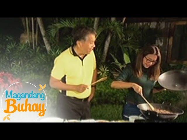 Magandang Buhay: Korina and Mar's relationship