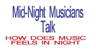 MidNight Musicians Motivational Audio Only