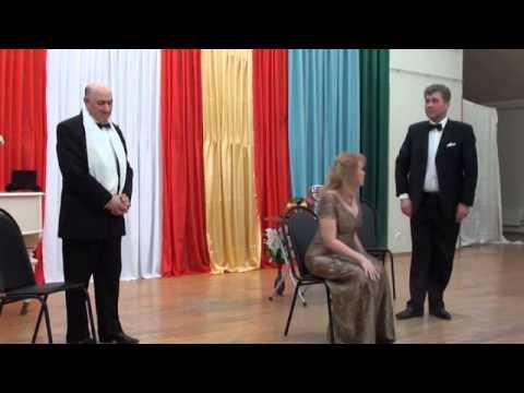 Штраус Иоганн (сын) - Сцена и терцет Розалинды, Генриха и Фалька