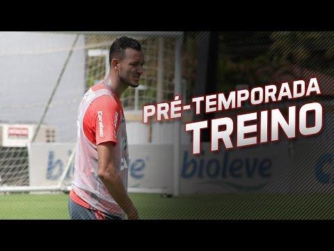 Pré-temporada | Treino da manhã (15/01/2017)