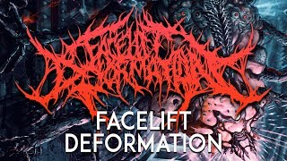 FACELIFT DEFORMATION - CYBERNETIC ORGANISM ATROCITIES [SINGLE] (2019) SW EXCLUSIVE